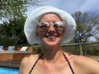 2018 10 25 Okawango Delta Fotoshooting im Pool