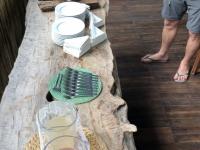 2018 10 25 Okawango Delta Teezeit im Camp