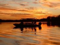 2018 10 25 Okawango Delta jetzt ist die Sonne weg