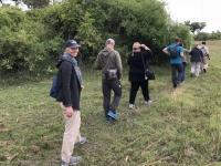 2018 10 26 Okawango Delta Buschwanderung