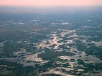 2018 10 27 Flug über das Okawango Delta