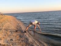 2018 10 27 Makgadikgade Salzpfanne Wasserentnahme