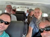 2018 10 27 Selfie während dem Flug