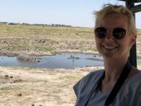 2018 10 28 Chobe Nationalpark mit Flusspferden