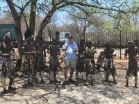 2018 10 29 Victoria Falls Eingang zu den Fällen