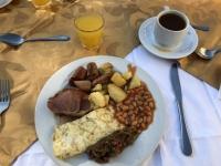 2018 10 30 Perfektes Frühstück in Victoria Falls