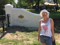 2018 10 31 Ankunft im Livingstone Royal Hotel