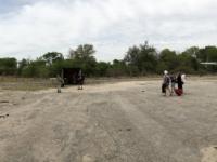 2018 10 25 Okawango Delta Ankunft in Mopiri Terminal 1