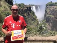 2018 10 29 Simbabwe Victoria Fälle Reisewelt on Tour 1