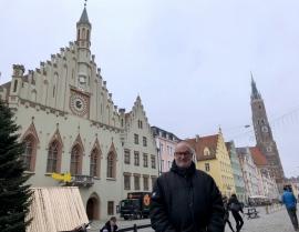 2018 11 23 Martinskirche Landshut Höchster Backsteinturm der Welt
