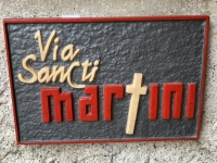 Martinskirche Schild