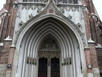 Portal der Martinskirche