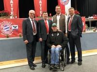 Vorstand mit Walter Ablinger und Baumgartner Sponsor