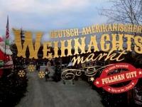 Pullmann City Weihnachtsmarkt