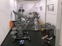 Allianz Arena Führung Fitnessraum