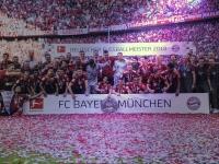 Allianz Arena Führung Foto