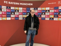 Allianz Arena Führung Interviewzone