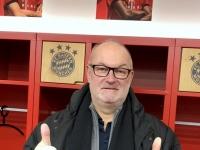 Allianz Arena Führung Kabine des FCB
