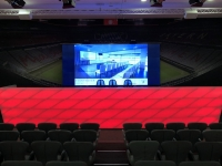 Allianz Arena Führung Presseraum