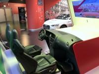 FCB Erlebniswelt Audi Cabrio für Foto