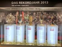 FCB Erlebniswelt Das Rekordjahr 2013