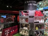 FCB Erlebniswelt Equipment für die Zeugwarte