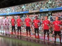 FCB Erlebniswelt Mannschaft