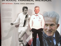FCB Erlebniswelt Sonderausstellung Jupp Heynkes