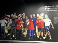 FCB Erlebniswelt Trainer