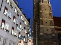 Frauenkirche gross und klein