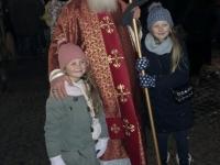 Mittelaltermarkt Wittelsbacherplatz mit Bischof