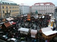Mittelaltermarkt Wittelsbacherplatz
