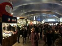 Tollwood Winterfestival Theresienwiese Fresszelt