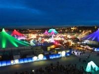 Tollwood Winterfestival Theresienwiese