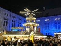 Weihnachtsdorf in Residenz