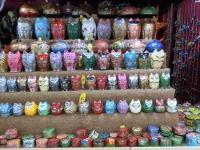 Katzenverkaufsstand