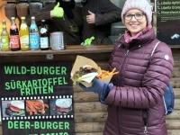Wildburger schmeckt sehr gut