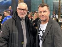 2018 12 16 Helmer Thomas Moderator Sendung Check 24 Doppelpass am Flughafen München
