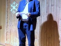 Obmann bei seiner Ansprache