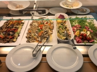 2018 12 29 Portoroz Hotel Riviera Abendbuffet