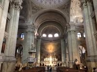2018 12 30 Triest Kirche Santa Maria Maggiore