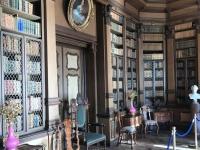 2018 12 30 Triest Schloss Miramare Bibliothek