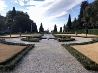 2018 12 30 Triest Schloss Miramare Park