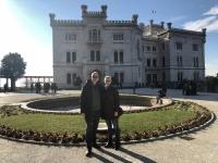 2018 12 30 Triest Schloss Miramare