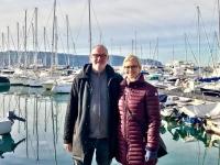 2018 12 31 Izola schöner Segelhafen