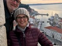 2018 12 31 Piran Blick vom Turm der Kirche des Hl. Georg