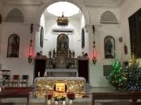 2018 12 31 Piran Kirche des Heiligen Franziskus