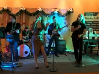 2018 12 31 Portoroz Hotel Riviera Silvester Galaabend Band