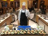 2018 12 31 Portoroz Hotel Riviera Silvester Galaabend Vorspeisen