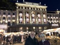 2018 12 31 Portoroz Palace Hotel Kempinski und Weihnachtsmarkt